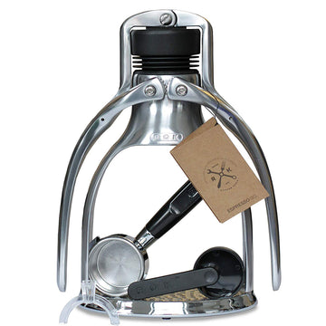 ROK EspressoGC - Espresso Coffee Maker with Free Coffee