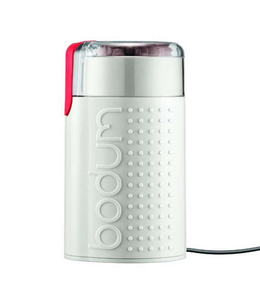 Bodum Blade Coffee Grinder - Shiny Off White