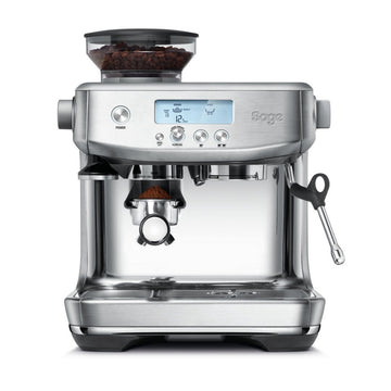Sage Barista Pro™ Bean to Cup Coffee Machine - Stainless Steel
