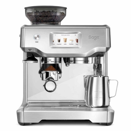 Sage Barista Touch Bean to Cup Coffee Machine - Stainless Steel