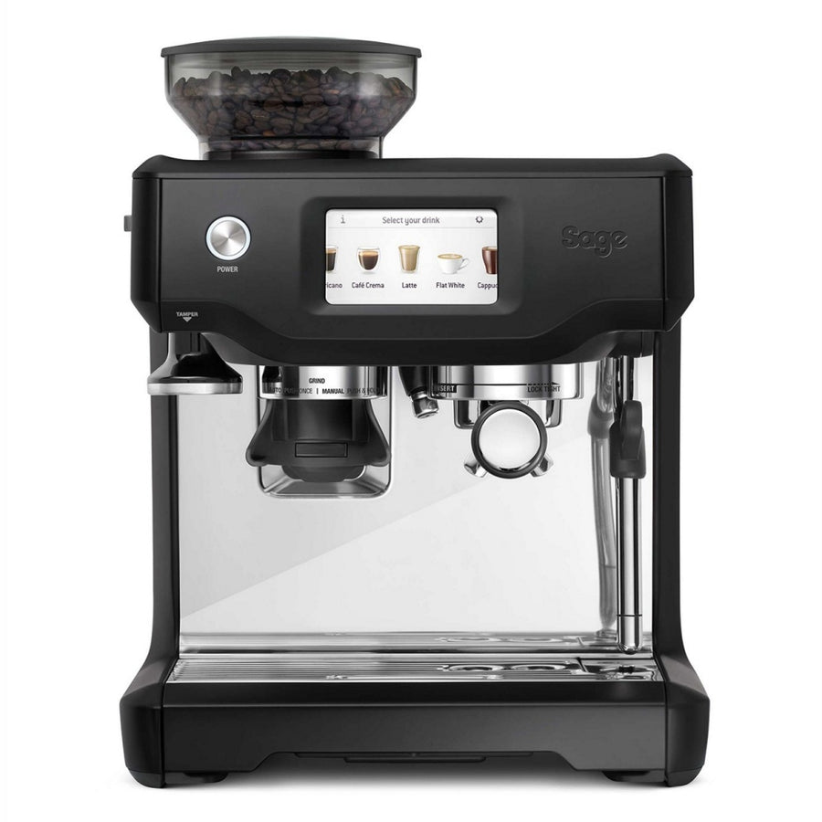 Sage Barista Touch™ Bean to Cup Coffee Machine - Black Truffle