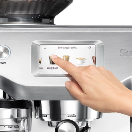 Sage The Oracle™ Touch Bean to Cup Coffee Machine - Stainless Steel with Free Coffee Subscription