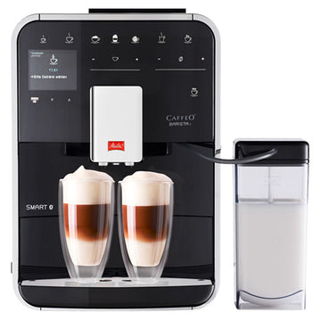 Melitta Barista T Smart® Bean to Cup Coffee Machine - Black (stock due end of March)
