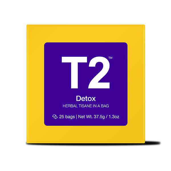 T2 Tea Detox Teabags - 25 Pack