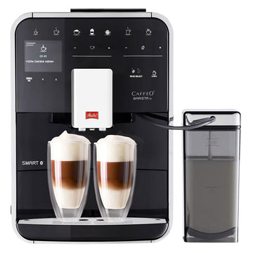 Melitta Barista TS Smart® Bean to Cup Coffee Machine - Black