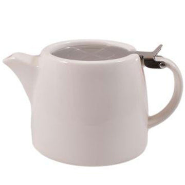 Stackable Teapot 18oz - Cream