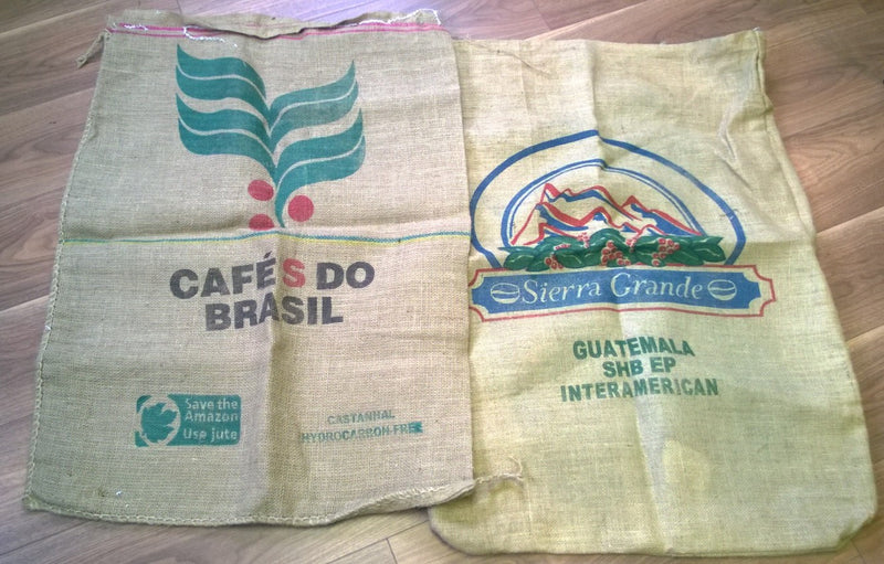 Jute Coffee Sack
