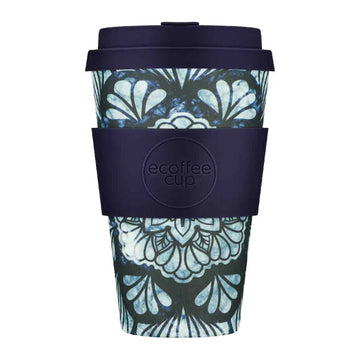 Ecoffee Cup Reusable Bamboo Travel Cup 0.4l / 14 oz. - Whence the Fekawi