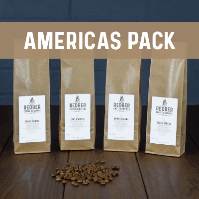 AMERICAS COFFEE TASTER PACK