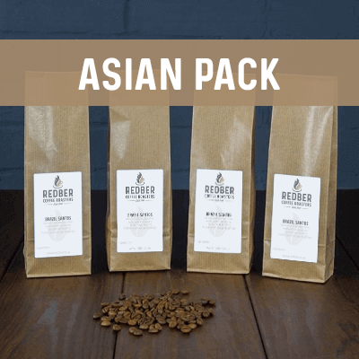 ASIAN COFFEE TASTER PACK