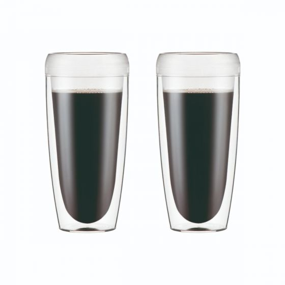 Bodum Pavina Outdoor 2 pcs double wall tumbler, 0.6l, 11894-10SA