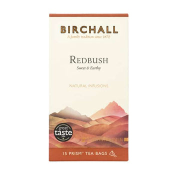 Birchall Tea in Prism Bags 15pcs - Redbush