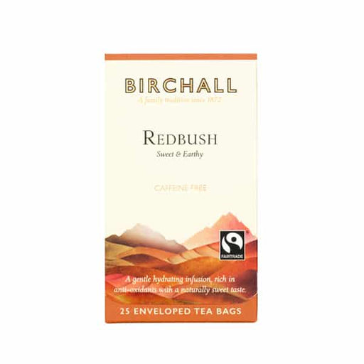 Birchall Tea in Enveloped Bags 25pcs - Redbush