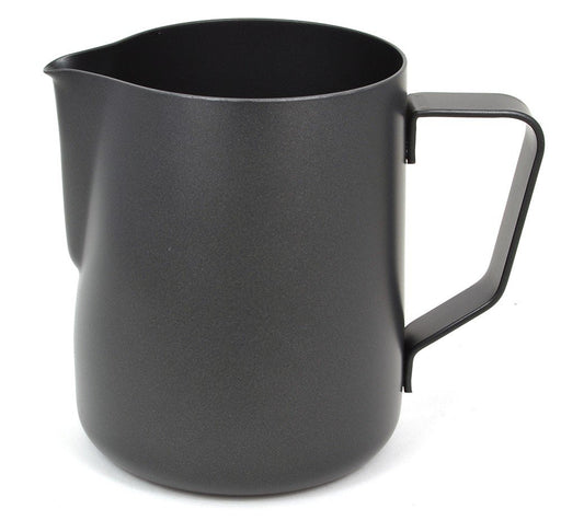 Redber Coffee Rhinowares Black Stealth Milk Pitcher 20oz/600ml