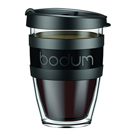 Bodum JOYCUP Travel Mug 0.3L - Black