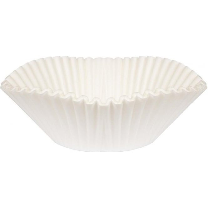 Bravilor Paper Coffee Filter Cups, 250 pcs for Bravilor B20 Filter Coffee Machines - 20 Litre