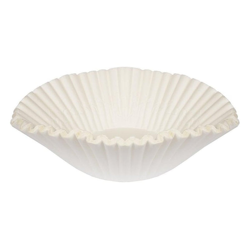 Bravilor Paper Coffee Filter Cups, 250 pcs for Bravilor B40 Filter Coffee Machines - 40 Litre