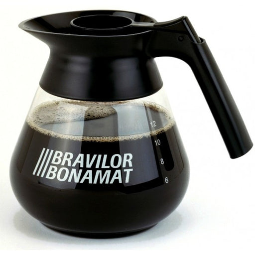 Bravilor Bonamat Replacement Glass Decanter for Filter Coffee Machine