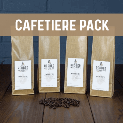 CAFETIERE COFFEE PACK