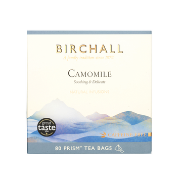 Birchall Tea in Prism Bags 80pcs - Camomile