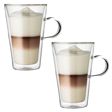 Bodum Canteen 2pcs Cup with Handle 0.4L