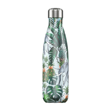 Chilly's Vacuum Insulated Stainless Steel 500ml Drinking Bottle - Elephant