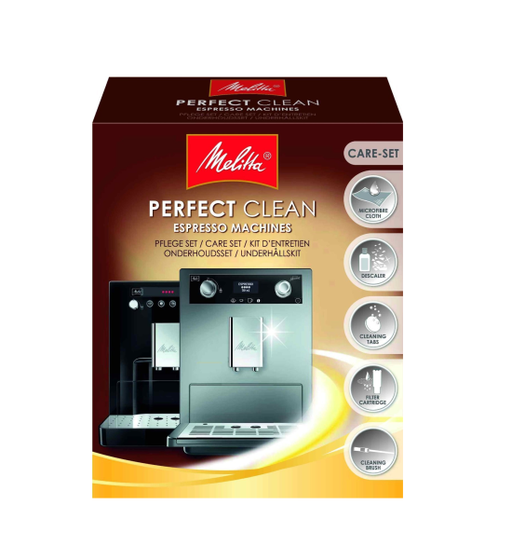 Melitta Perfect Clean Espresso Machines Care Kit