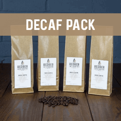 DECAF COFFEE TASTER PACK