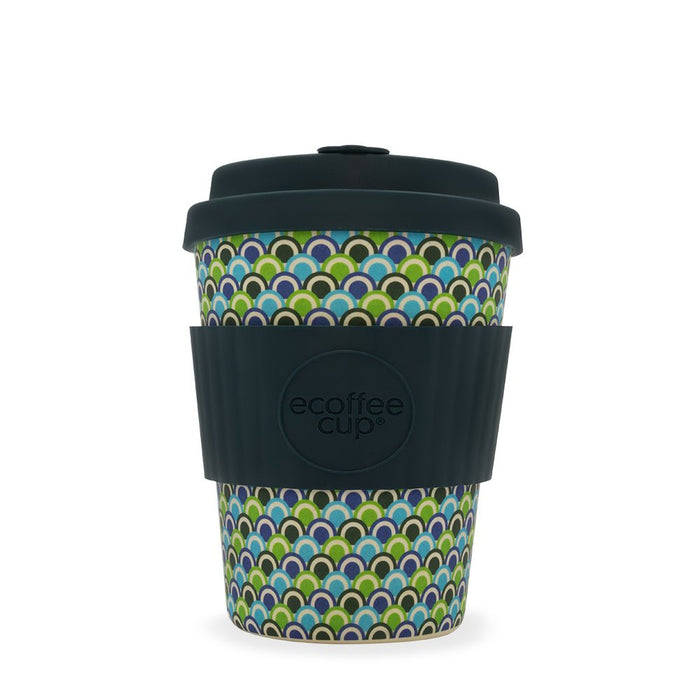 Ecoffee Cup Reusable Bamboo Travel Cup 0.34l / 12 oz. - Diggi Do