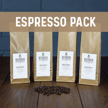 ESPRESSO COFFEE PACK