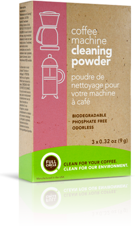 Urnex Full Circle Coffee Machine Cleaning Powder