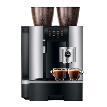 Jura GIGA X8 Coffee Machine - Chrome
