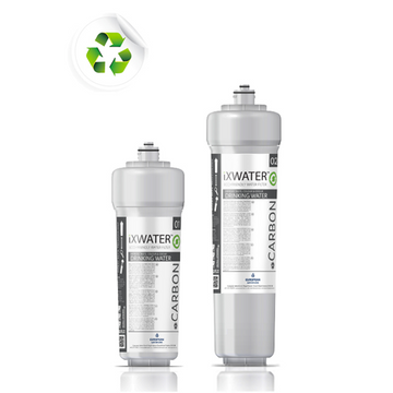 iX Carbon 01/02 Water Filter Complete System