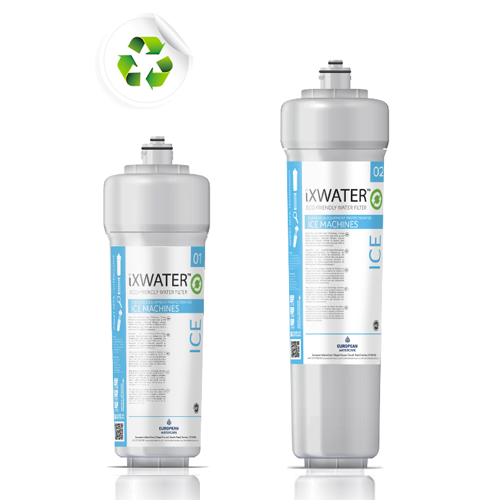 iX Ice 01/02 Water Filter Complete System