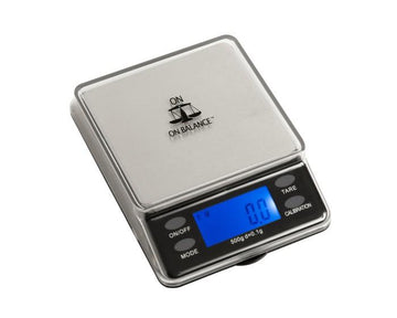 On Balance Mini Table Top Scales 500g x 0.1g