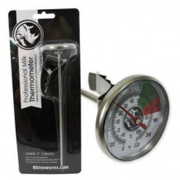 Rhino Milk Thermometer 5inch/13cm Stem