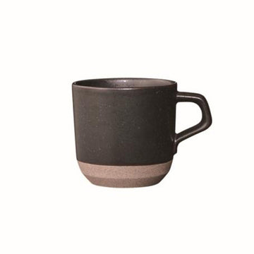 Kinto 10oz Porcelain Mug - Black