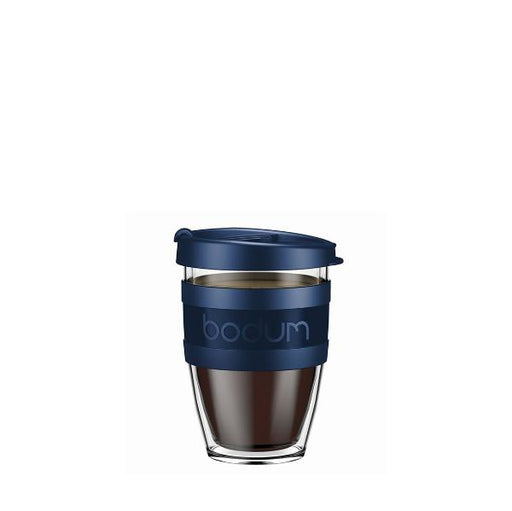 Bodum JOYCUP Travel Mug 0.3L - Navy Blue