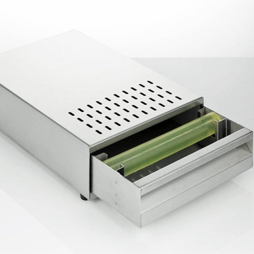 Stainless Steel Under Grinder Knock Out Drawer