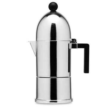 Alessi La Cupola Expresso Maker in Chrome