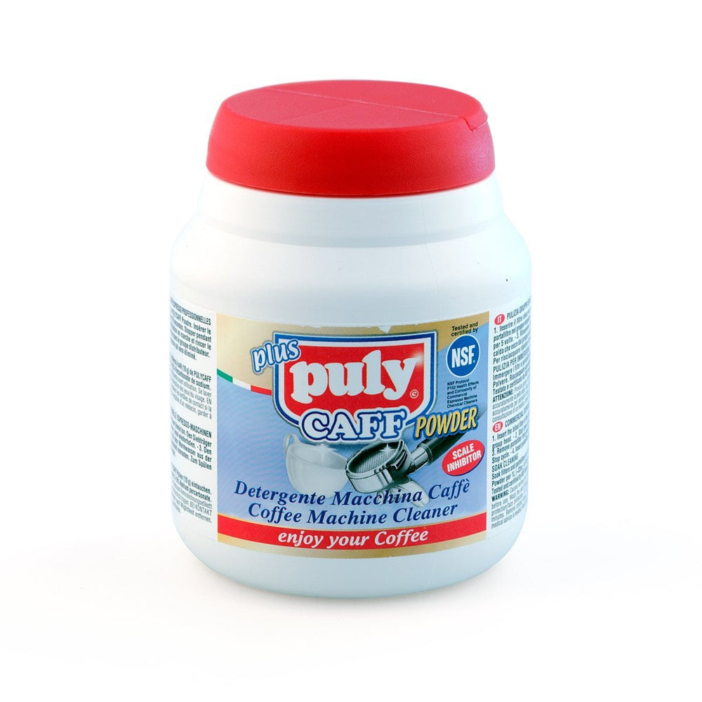 Puly Caff Espresso Coffee Machine Group Head Cleaner 370g Tub