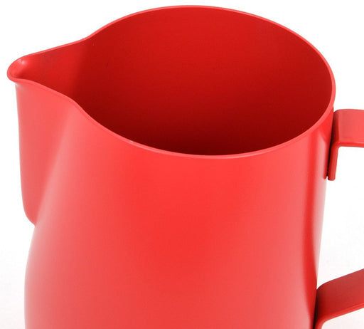 Redber Coffee Rhinowares Red Stealth Milk Pitcher 12oz/340ml