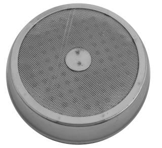 Shower Plate 57mm (17mm Depth)