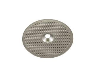 Shower Plate - Stainless Steel No Grid 52mm