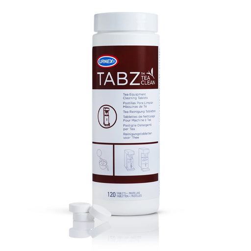 Urnex Tabz Coffee Equipment Cleaning Tablets - 120 Tablets