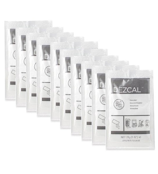 Urnex Dezcal 28g Activated Descaler  - 10 x 28g