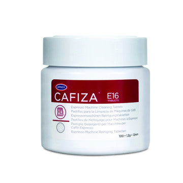 Urnex Cafiza E16 Espresso Machine Cleaning Tablets 1.2g (100 Tablets)