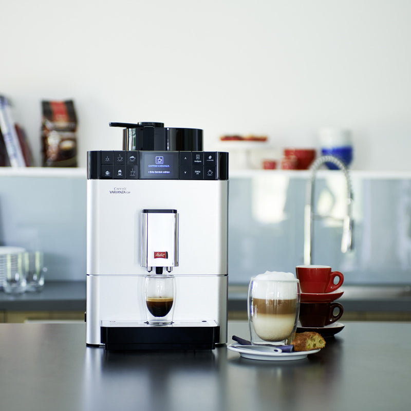 melitta caffeo varianza csp bean to cup coffee machine redber coffee. Black Bedroom Furniture Sets. Home Design Ideas