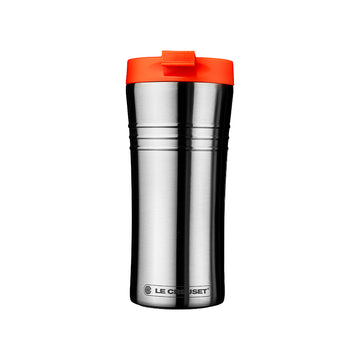 Le Creuset Stainless Steel Travel Mug - Volcanic