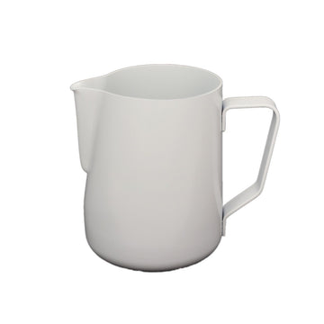 Rhinowares White Stealth Milk Pitcher 12oz/350ml